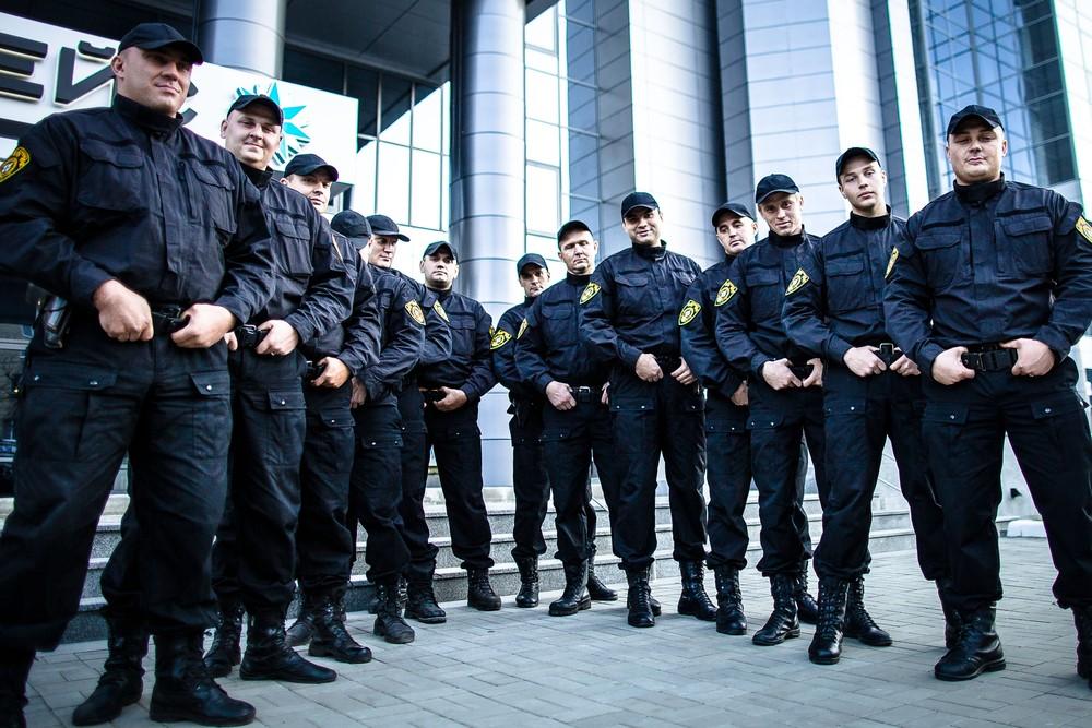 Организация безопасности массовых мероприятий