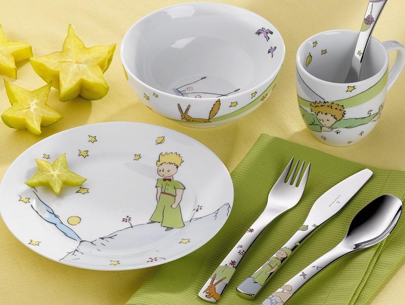 На что обратить внимание, выбирая посуду для ребенка