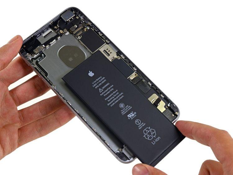 Когда нужна замена аккумулятора на iphone?