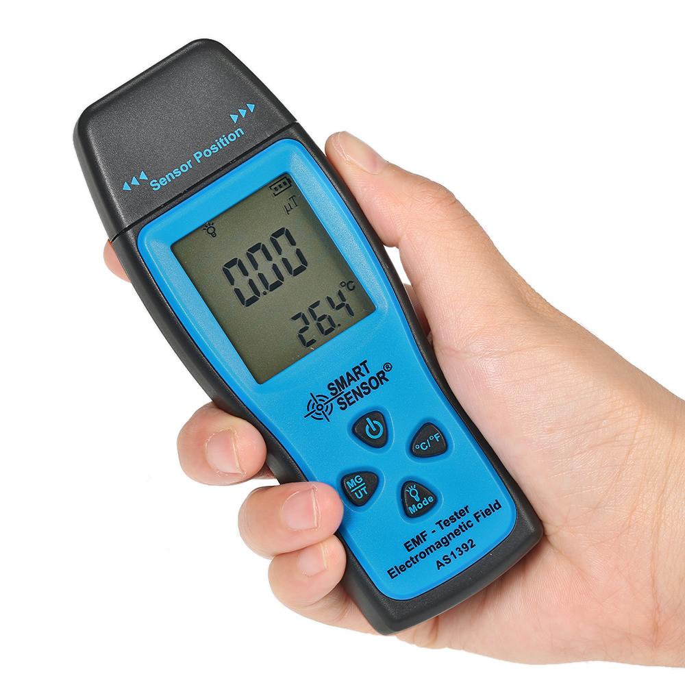 Современный прибор для измерения радиации