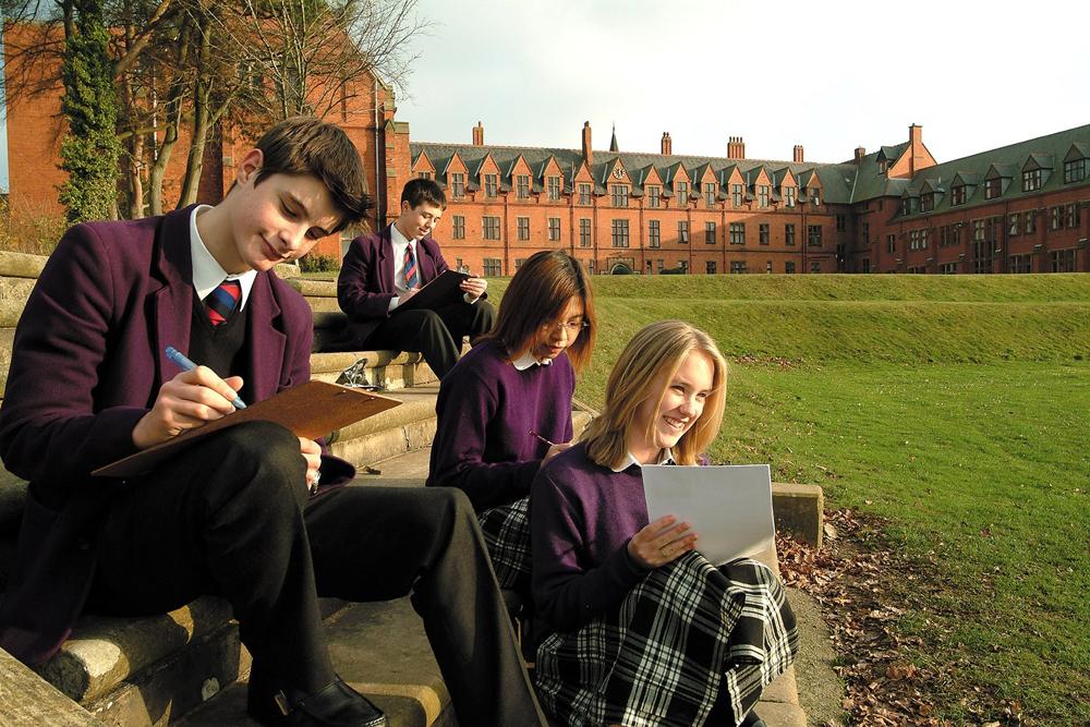 Обучение в частной школе Великобритании