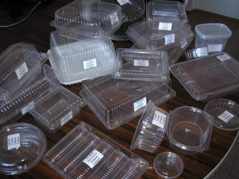 Покупка пластиковой тары