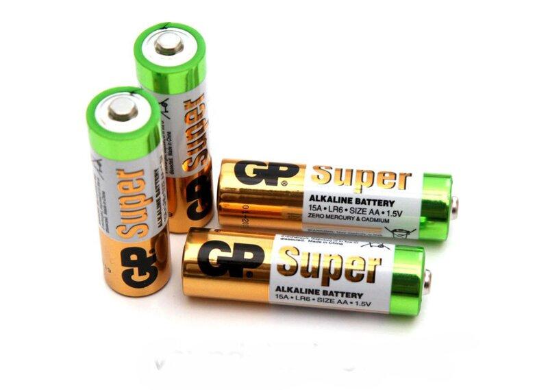 Покупка пальчиковых батареек оптом