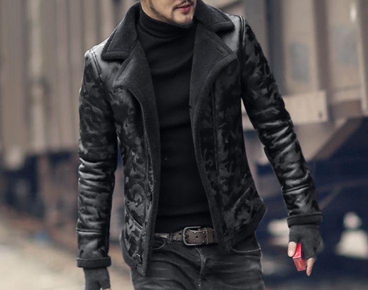 Стильные мужские куртки