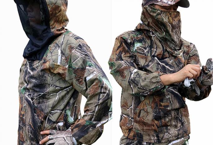 Как выбрать костюм для летней охоты?