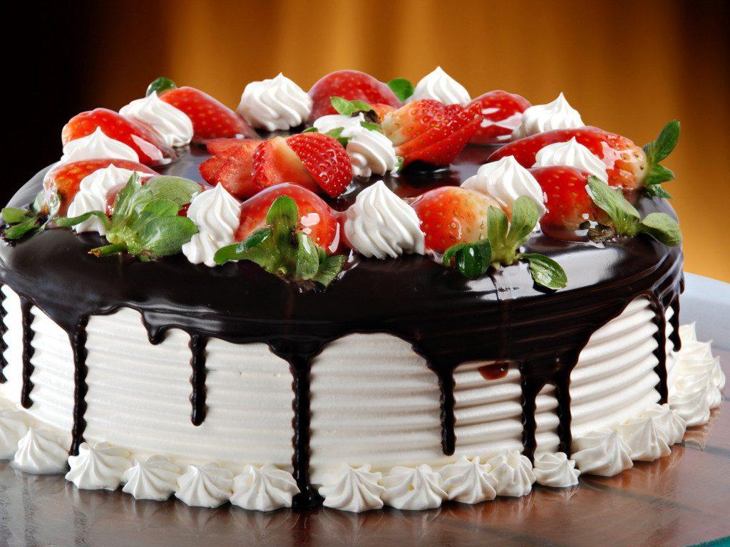 Вкусный и красивый торт на заказ