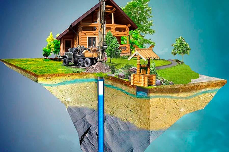 Бурение скважины на воду: что нужно знать