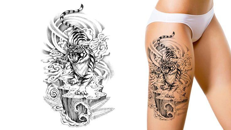 Как выбрать эскиз и дизайн тату