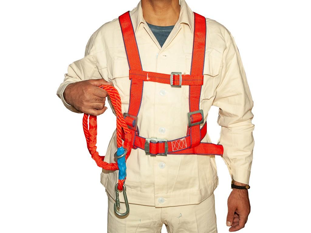 Выбор оборудования для защиты от падения с высоты
