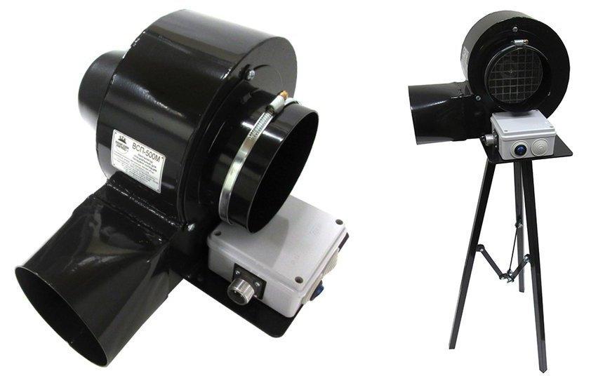 Вентиляторы серии ВСП: преимущества, область применения