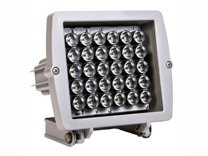 Компактный светодиодный светильник для фасадов