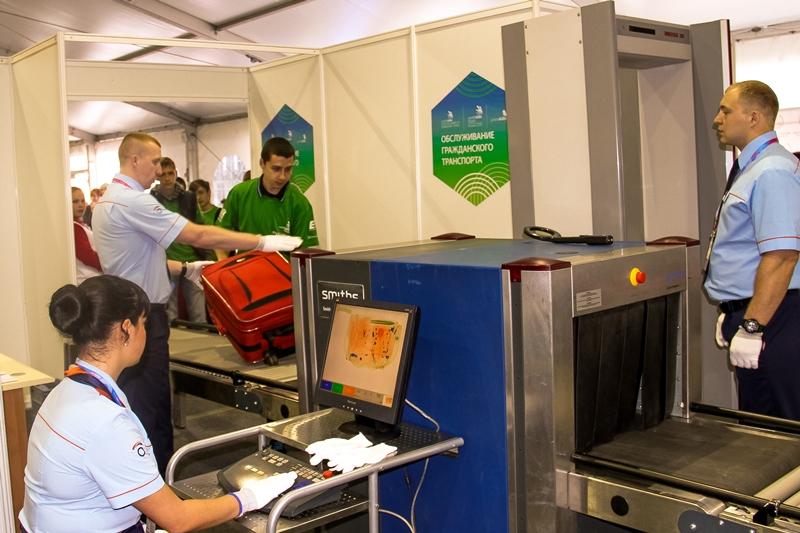 Большой выбор оборудования для служб безопасности в actels
